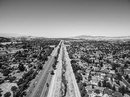 Pumpkin Patch Livermore Mines Road by Del Prado Park Aerial Photography Pleasanton Ca