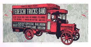 100 Truck Band Tedeschi S VOODOO CATBOX