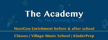 The Growing Room Academy