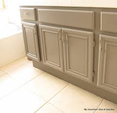 Best Paint Color For Bathroom Cabinets by Painting Bathroom Cabinets Color Ideas Home Planning Ideas 2017