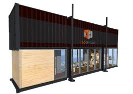 100 How To Convert A Shipping Container Into A Home Restaurant Conversions ISO Spaces