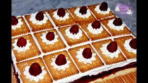 himbeer keks kuchen aus dem leckerschmecker buch