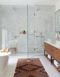 this contemporary home masters the global look bathroom