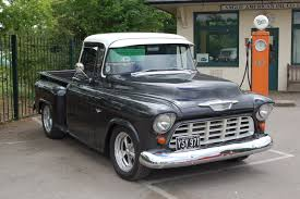 100 Chevy Stepside Truck 1956 Stepside Truck Classic American