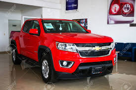 ACAPULCO, MEXICO - MAY 28, 2017: Brand New Pickup Truck Chevrolet ... New 2019 Chevrolet Colorado Work Truck 4d Crew Cab In Greendale Extended Madison Zr2 Concept Debuts 28l Diesel Power Announced Chevy Cars Trucks For Sale Jerome Id Dealer Near Fredericksburg Vehicles 2017 Review Finally A Rightsized Offroad 2wd Pickup 2018 Wt For Near Macon Ga 862031 4wd Blair 319075 Sid
