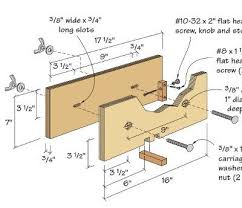 19 box joint jig plans finger joints on the table saw and router