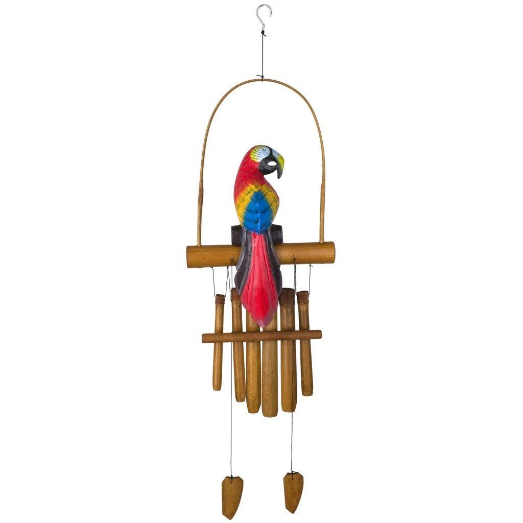 Woodstock Chimes Animal Chime Parrot