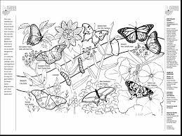 Good Botanical Garden Coloring Page With Pages And Fairy