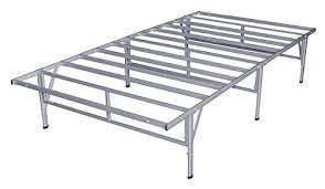 Platform Metal Bed Frame by Smart Bed Frame Sleep Master Do It Yourself Smart Platform Metal