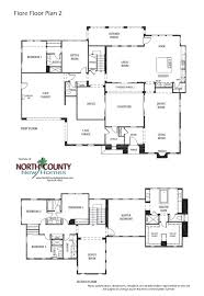 The Two Story Bedroom House Plans by Fiore Floor Plans New Homes In Encinitas Cool Houseplans