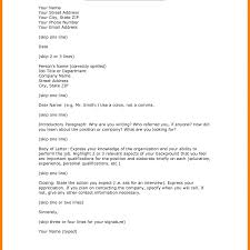 Address Letter Format Example Free Resumes Tips