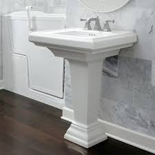 Pedestal Sinks Kingston Brass Sink Vpb1258 Fauceture Georgian Wash