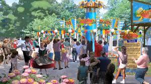 Busch Gardens Halloween 2017 Williamsburg by Busch Gardens Mr Williamsburg Blogging On Life And Real Estate