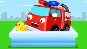 100 Toddler Fire Truck Videos Brave Cartoon