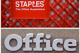 The Staples fice Depot Merger Is f