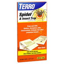 Terro Spider Traps, 4 Pack