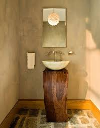 small bathroom vanities with vessel sinks to create cool and