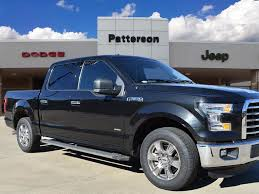 100 Ford 2015 Truck Used F150 XLT For Sale In Marshall TX VIN