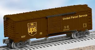 Archive Collection UPS® Operating Boxcar