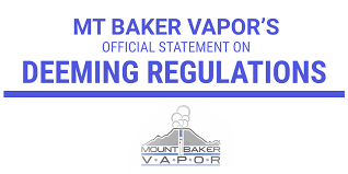 Mt Baker Vapor's Official Statement On FDA Deeming ... Mt Baker Vapor Phone Number September 2018 Whosale Baker Vapor On Twitter True That Visuals Blue Friday 25 Off Sale Youtube Weekly Updated Mtbakervaporcom Coupon Codes Upto 50 Latest November 2019 Get 30 New Leadership For Store Burbank Amc 8 Mtbaker Immerse Into The Detpths Of The Forbidden Flavors Mtbakervapor Code Promo Discount Free Shipping For