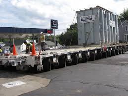 100 Heavy Haul Trucking Jobs Count The Wheels Under This Trailer Trailer Talk