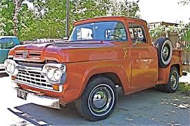 Bronze 1958 Ford Stepside Pickup In East Austin | ATX Car Pictures ... 1960 Ford F100 Truck Restoration 7 Steps With Pictures My Little Urch And A 1958 That Has Always Been In Our For Sale Sold Youtube Barn Find Emergency Coe Sctshotrods Photo Gallery F 100 Custom Cab Flareside Pickup 83 This C800 Ramp Is The Stuff Dreams Are Made Of Bangshiftcom Take A Look At Fire T58 Anaheim 2014 Directory Index Trucks1958
