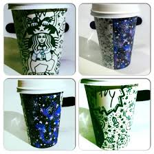 Starbucks Cup Drawing 3 By IvytJ
