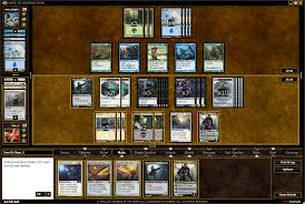 Best Mtg Deck Simulator by Meet The New Magic Online Magic The Gathering