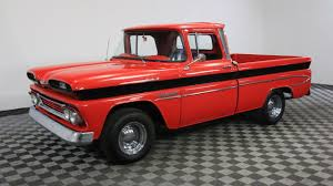 1960 CHEVROLET C10 APACHE CUSTOM - YouTube