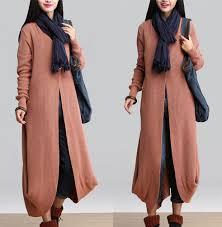a74 top design casual unique baggy skirt 100 cotton women u0027s long