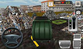 Garbage Truck Driver Is A 3d Simulation Game Drive The Garbage Truck ...