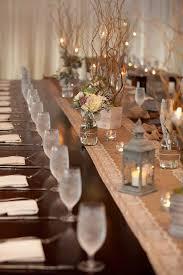 Shabby Chic Wedding Decor Pinterest by Best 25 Rustic Table Decorations Ideas On Pinterest Wedding
