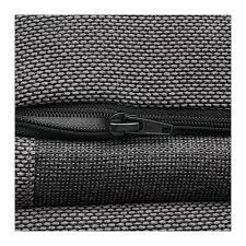 poäng chair cushion isunda gray ikea