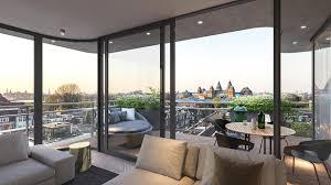 100 Penthouse Amsterdam The Hooch