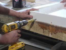 How To Pour A Simple Concrete Countertop | How-tos | DIY Download Outdoor Bar Top Ideas Garden Design Caesar Stone Patio Bar With Powder Coated Steel Base And Cedar Mr Mrs O Building A My Bff Concrete Worktops Sinks Home Decor Diy White Countertop Mix Ipirations Top Prep Dublin Square La Crosse Wi Empire And Installing Diy Countertops Ellys Blog How To Build A Tips Pete 2 Of 5 Parsons Style Breakfast Made Out Layered Plywood Worktops Tags 89 Impressive Make Backyard Beautiful Made