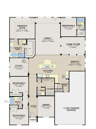 Ryland Homes Floor Plans Houston by Hamilton By Calatlantic Homes Long Meadow Farms