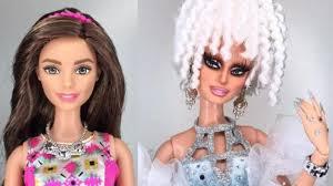 Crochet Barbie Doll Queen Victorias Wedding Dress DOLL Handmade