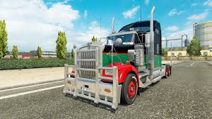 Kenworth W900 V1.3 For Euro Truck Simulator 2