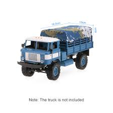 Canvas RC Truck Car Hood Cover For WPL B 24 1/16 RC Militar Car Rock ... 118 4wd Electric Rc Truck Racing Car 24g Remote Control Rock Rampage Mt V3 15 Scale Gas Monster Remo 116 50kmh Waterproof Brushed Short About Stop Truck Stop Revell Mounty Double E 120 End 1520 12 Am 24g 6ch Alloy Dump Rc Big Best Kyosho Mad Crusher Ve Brushless Powered Blue 1 How To Make Tire Chains For Cars Tested Trucks Bulldozer Charging Rtr