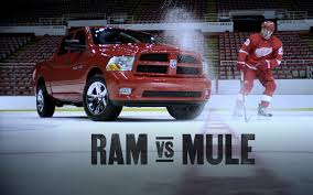 Ram Considering More Sports Edition Trucks On Success Of Red Wings ...