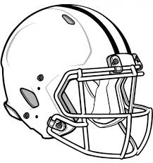 Coloring Pages Football Helmet Page Pictures Nfl Free Online Mascots