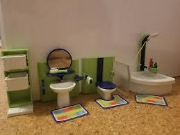 playmobil 4285 bad badezimmer einrichtung puppenhaus haus