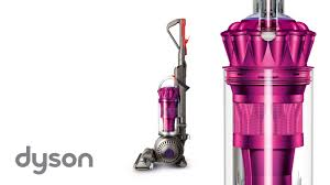 dyson dc41 animal complete upright vacuum cleaner in action