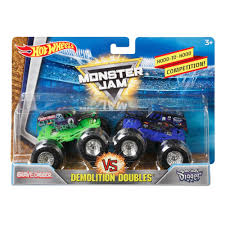 Hot Wheels Monster Jam Demolition Doubles 2-Pack (Styles May Vary ... Monster Truck Jam Birthday Party Pro Planner Madness Obstacle Combos Tall Slides Secret Tunnels Custom Blaze And The Machines Invitation Cupcakes Kids Parties Wall Scene Setter Majors Decoration Boy Decorations Ideas Ultimate Pack Birthdays In 2018 Pinterest Bounce House Combo Nice Invitations 94 In Design With Theme Grace Giggles Glue Order A Cake At Cold Stone Creamery