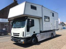 100 Truck With Camper For Sale IVECO EUROCARGO EEV Hook System Truck Bed Campers For Sale Pickup