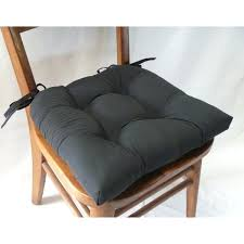 Awesome Black And White Dining Chair Cushions Wonderful Remarkable Ideas Seat For Room Chairs