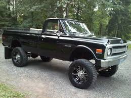 1969 Chevy Pick Up Truck C10 4x4, 69 Chevy Truck   Trucks ...
