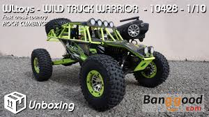 WLtoys - Wild Warrior Truck - 10428 - Unboxing • | WLtoys 10428 Rock ... Review New Bright Rc Frenzy X10 Brushless Stadium Truck Newb Homemade Rc Truck 8x8 Test Youtube Projects How To Get Started In Hobby Body Pating Your Vehicles Tested Snow Cars Pinterest Snow And Vehicles Homemade Giant 125cc Steering Servo Rcu Forums Faq Though Aimed Electric Powered Theres Info For Diy Make Wheel Wells Your Scratch Built Cheap Eertainment A Indoor Crawling Course F350 Highlift 6x6 Pickup Buildoff Scale 4x4 Covers Bed Cover 12 Soft Hard
