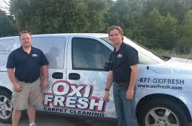 Oxi Fresh Carpet Cleaning - McKinney, TX
