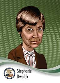 Collectible Cards Stephanie Kwolek